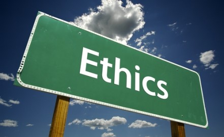 be logical by being ethical